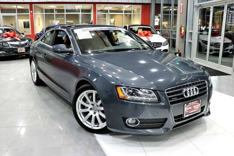 2011 Audi A5 Quattro 2.0T Premium Plus - 6 Sp Manual - CARFAX Certified 1 Owner - No Accidents - Fully Serviced - Quality Certified W/up to 10 Years, 100,000 miles Warranty Springfield NJ