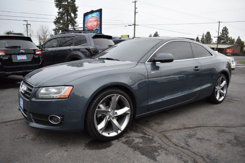 2011 Audi A5 quattro 2.0T Premium Plus Bend OR