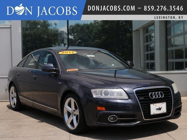 2011 Audi A6  Lexington KY
