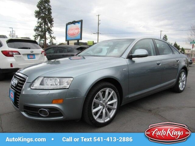 2011 Audi A6 3.0T Quattro Prestige Supercharged Bend OR
