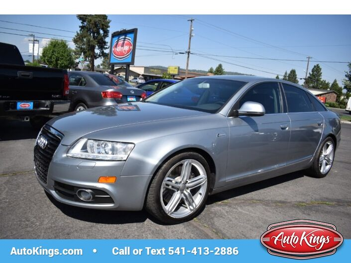 2011 Audi A6 Quattro 3.0T Premium Plus Bend OR