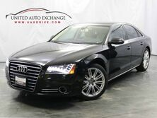 Audi A8 4.2L V8 Engine / AWD Quattro / Navigation / Parking Aid with Rear View Camera / Bluetooth / Bang and Olufsen Premium Sound System Addison IL