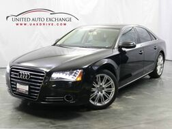 2011_Audi_A8_4.2L V8 Engine / AWD Quattro / Navigation / Parking Aid with Rear View Camera / Bluetooth / Bang and Olufsen Premium Sound System_ Addison IL