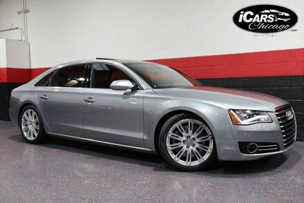 2011_Audi_A8 L_4dr Sedan_ Chicago IL