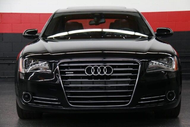 2011 audi a8 l 4dr sedan skokie il 18355064. Black Bedroom Furniture Sets. Home Design Ideas