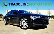 2011 Audi A8 L LEATHER, NAVIGATION, SUNROOF, AND MUCH MORE!!!