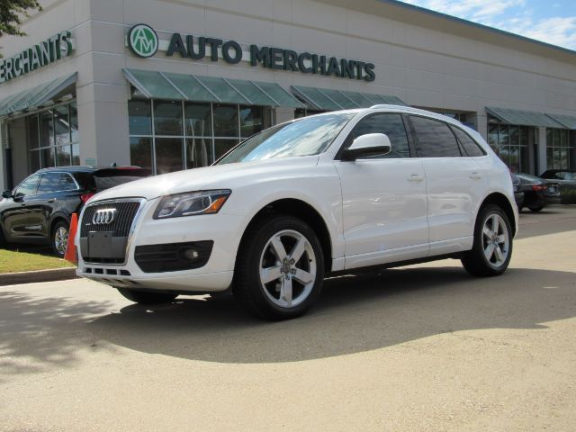 2011 Audi Q5 2.0 PREMIUM PLUS, LEATHER SEATS, NAVIGATION SYSTEM,  SAT RADIO, PANORAMIC ROOF, HID HEADLIGHTS, BLUE Plano TX