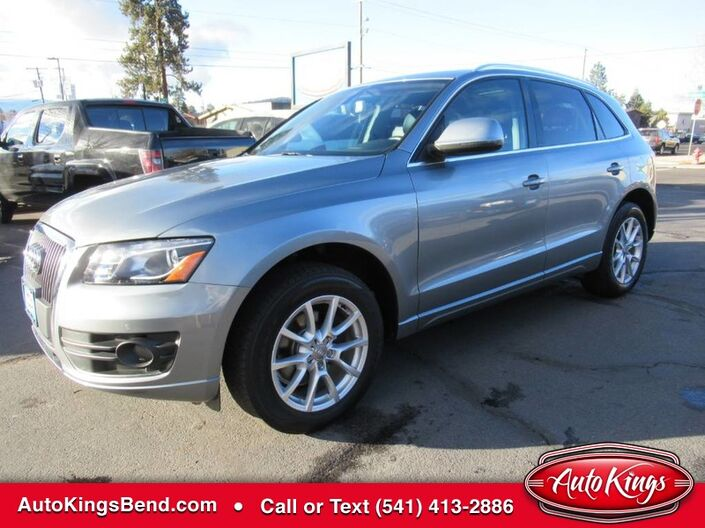 2011 Audi Q5 2.0T Premium Plus Bend OR