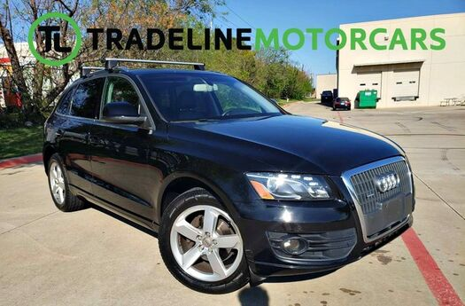 2011 Audi Q5 2.0T Premium Plus HEATED SEATS, LEATHER, NAVIGATION, AND MUCH MORE!!! CARROLLTON TX