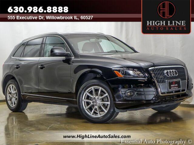 2011 Audi Q5 2.0T Premium Plus Willowbrook IL
