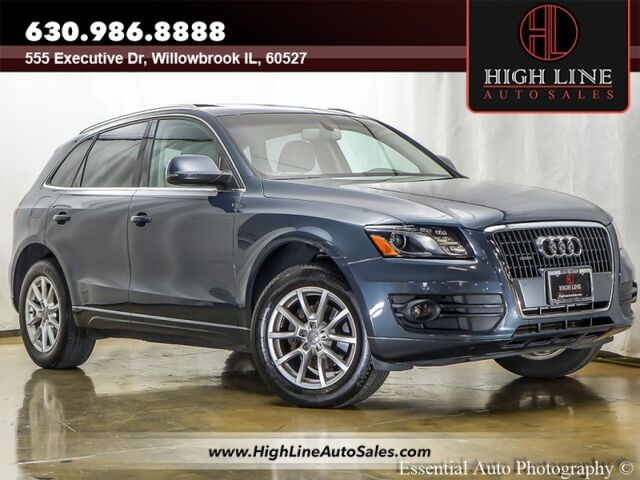 2011 Audi Q5 2.0T Premium Plus Willowbrook IL