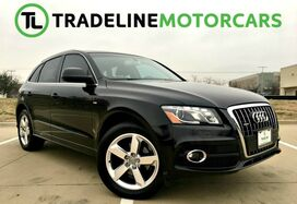 2011_Audi_Q5_3.2L PREM+ NAVIGATION, LEATHER, MOONROOF... AND MUCH MORE!!!_ CARROLLTON TX