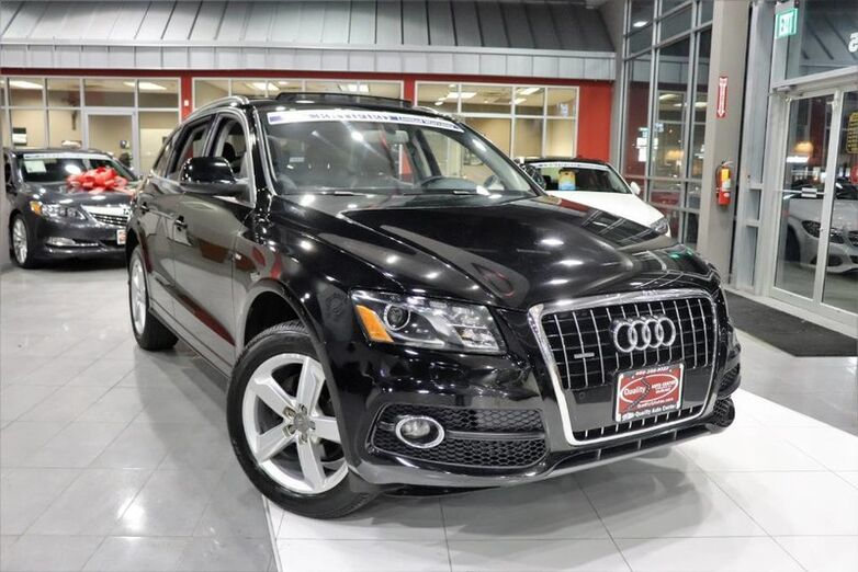 2011 Audi Q5 3.2L Premium Plus - S line - CARFAX Certified 1 Owner - No Accidents - Fully Serviced - QUALITY CERTIFIED up to 12 Mo / 12,000 Miles Warranty Springfield NJ