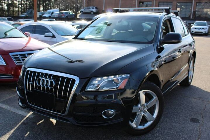 2011 Audi Q5 3.2L Premium Plus - w/ NAVIGATION & PANORAMIC ROOF Lilburn GA
