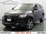 2011 Audi Q7 3.0L ** DIESEL ENGINE ** TDI Premium Plus w/ Panoramic Sunroof &
