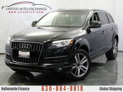 2011_Audi_Q7_3.0L ** DIESEL ENGINE ** TDI Premium Plus w/ Panoramic Sunroof &_ Addison IL