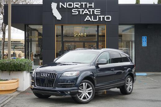 2011 Audi Q7 3.0L TDI Premium Plus Walnut Creek CA