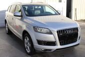 2011 Audi Q7 TDI Diesel Premium Plus Navigation Backup Camera 3rd Row