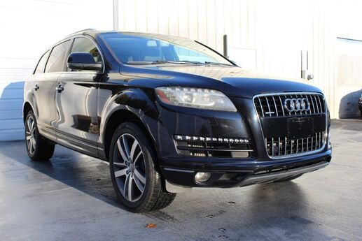 2011 Audi Q7 TDI Diesel Prestige AWD 3rd Row Navigation Backup Camera Knoxville TN