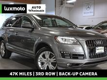 2011_Audi_Q7_TDI Premium Plus 47k Mi 3rd Row Nav Back-Up Cam_ Portland OR