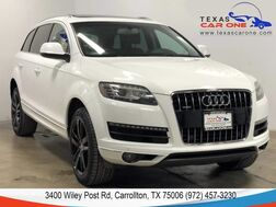 2011_Audi_Q7_TDI QUATTRO PREMIUM PLUS NAVIGATION PANORAMA LEATHER HEATED SEAT_ Carrollton TX
