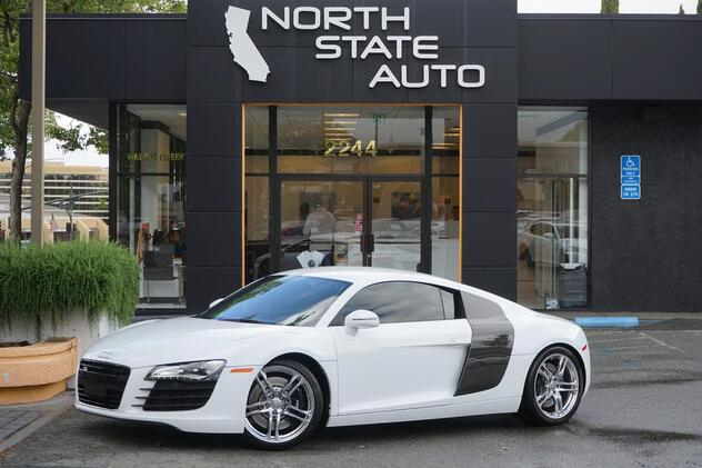 2011_Audi_R8_4.2L_ Walnut Creek CA