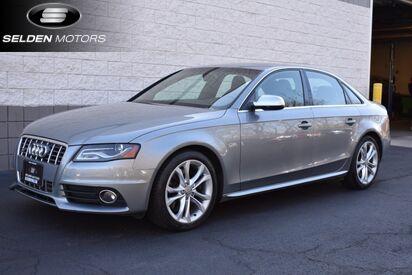 2011 Audi S4 Premium Plus Quattro