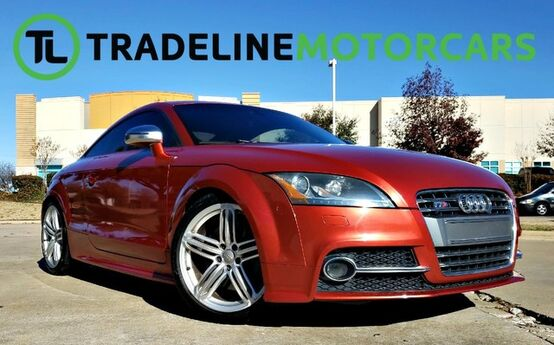 2011 Audi TTS 2.0T Prestige NAVIGATION, SUNROOF, BOSE AUDIO, AND MUCH MORE!!! CARROLLTON TX