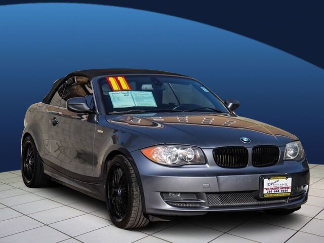 2011 BMW 1 SERIES 128I 2DR CONVERTIBLE SULEV