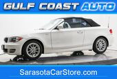 2011 BMW 1 SERIES 128i LEATHER CONVERTIBLE LOW MILES RUNS GREAT