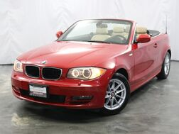 2011_BMW_1 Series_128i CONVERTIBLE / 3.0L Dual Overhead Engine / RWD / Soft Top Convertible_ Addison IL