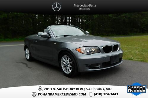 2011_BMW_1 Series_128i_ Salisbury MD