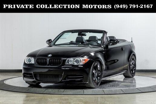 2011 BMW 1 Series 135i Costa Mesa CA