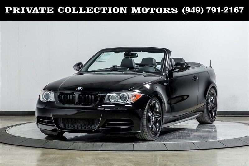 2011_BMW_1 Series_135i_ Costa Mesa CA