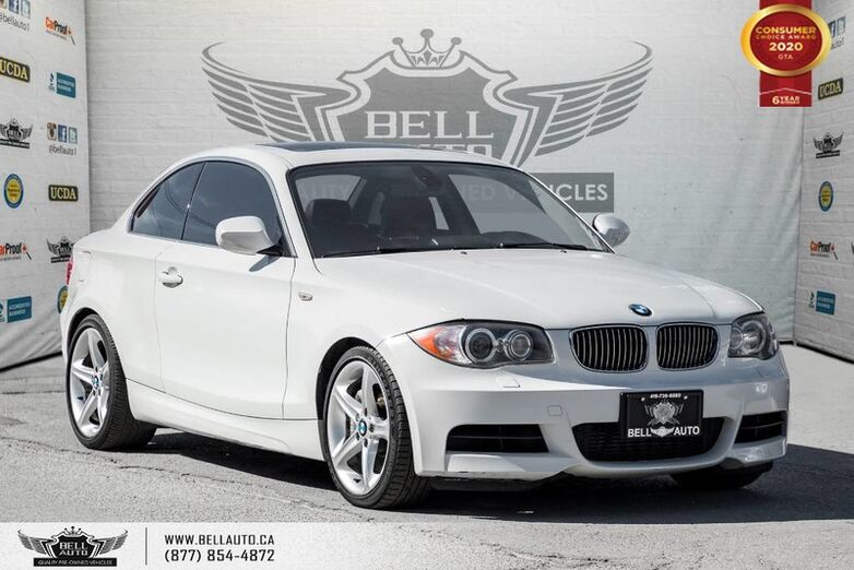 2011 BMW 1 Series 135i, NAVI, SUNROOF, FRONT & BACK SENSORS, PUSH START Toronto ON