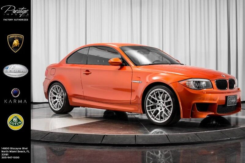 2011_BMW_1 Series M__ North Miami Beach FL