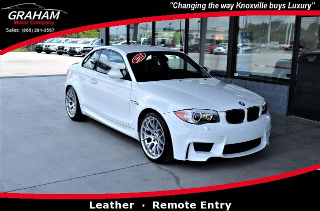 2011 BMW 1 Series M 2dr Cpe