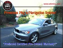 BMW 128i Coupe 2011