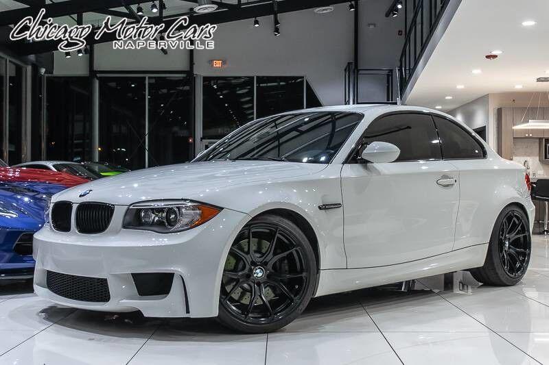 2011 BMW 1M Coupe **UPGRADES** Chicago IL