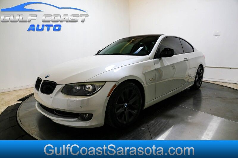 2011 BMW 3 SERIES 328i LEATHER COUPE EXTRA CLEAN LOADED Sarasota FL