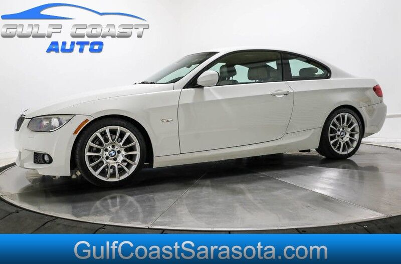 2011 BMW 3 SERIES 328i SPORT EXTRA CLEAN COLOR COMBO COUPE Sarasota FL