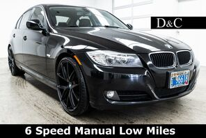 2011_BMW_3 Series_328i 6 Speed Manual Low Miles_ Portland OR