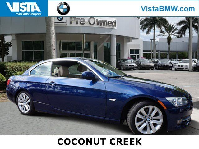 2011 BMW 3 Series 328i Coconut Creek FL
