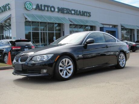 2011 BMW 3-Series 328i Coupe, LEATHER, NAVIGATION, HEATED SEATS, BLUETOOTH CONNECTIVITY, AUX/USB INPUT Plano TX