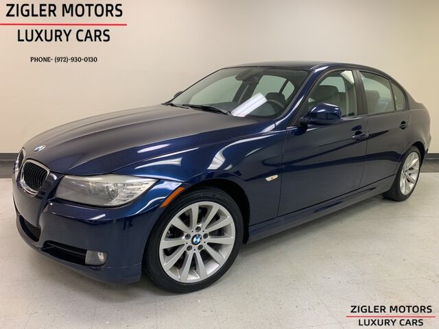 2011 BMW 3 Series 328i One Owner low miles 45kmi Premium with Navigation Heated seats Addison TX