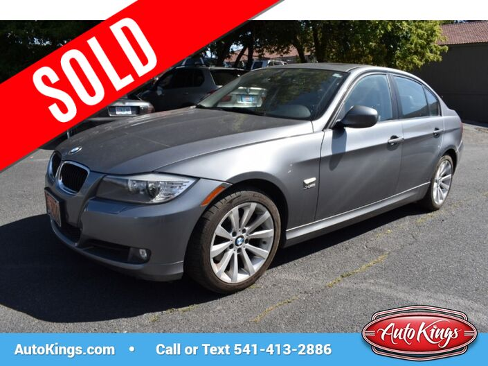 2011 BMW 3-Series 328i xDrive AWD Bend OR