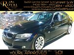 2011 BMW 3 Series 328i xDrive AWD LEATHER, SUNROOF, INT PHONE