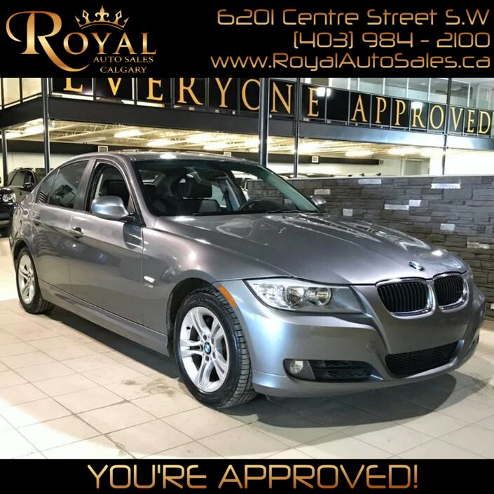 2011 BMW 3 Series 328i xDrive Calgary AB