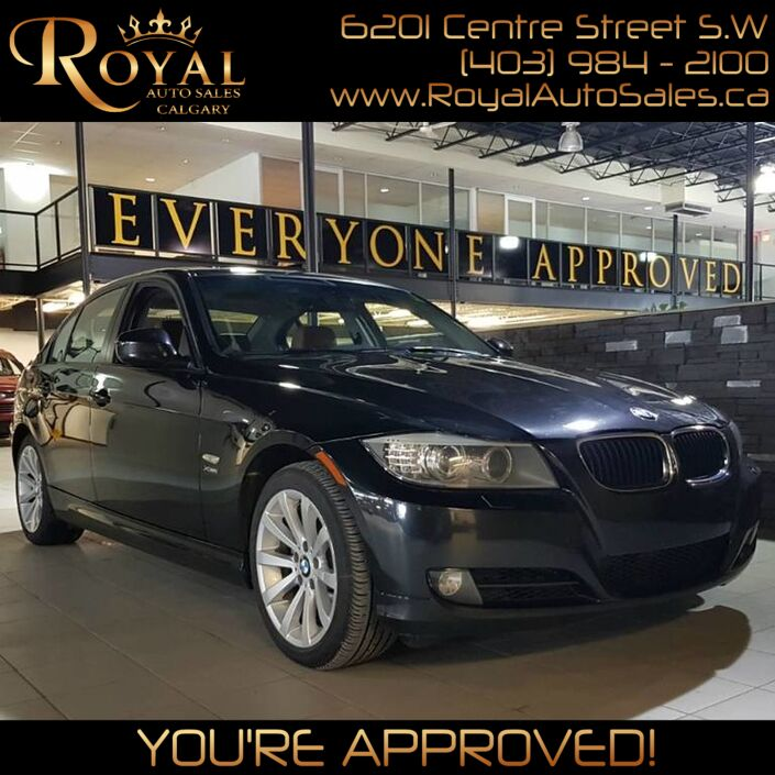 2011 BMW 3 Series 328i xDrive Executive Edition Calgary AB