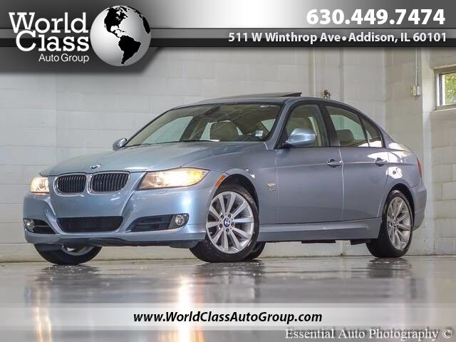 2011 BMW 3 Series 328i xDrive LEATHER SUNROOF Chicago IL
